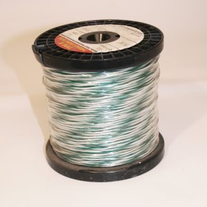 GHT 9210 - Thermocouple wire type K in Green and White edited